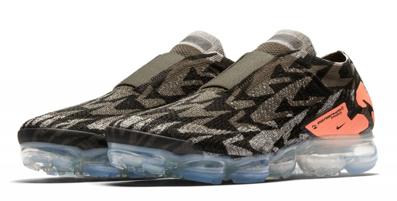 4ba97b2f0ba7 Nike Air VaporMax. Image via Nike. Acronym s latest collaboration with Nike on  the ...
