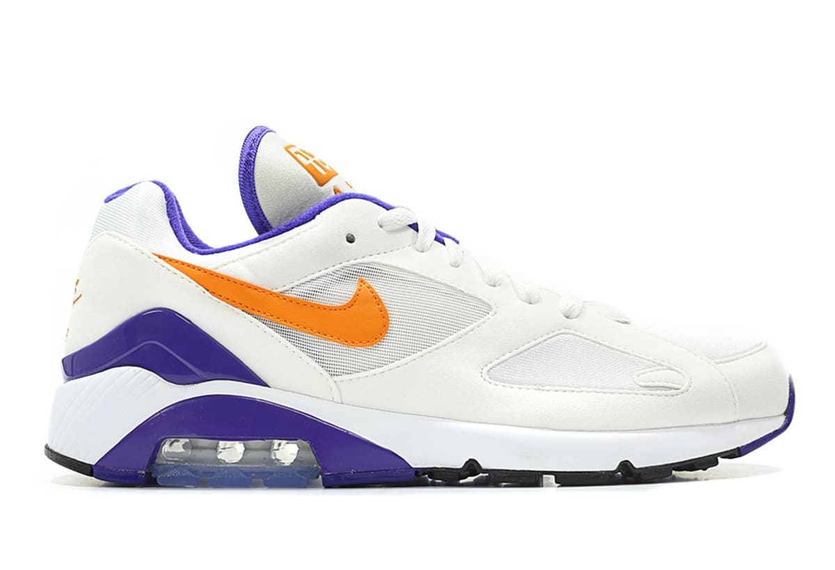 lowest price 6f5aa 8b1d1 ... coupon code for nike air max 180 og white bright ceramic dark concord  615287 101 release