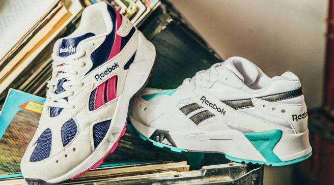 13bbfe41d2a44b Reebok Relaunches This  90s Runner for the First Time