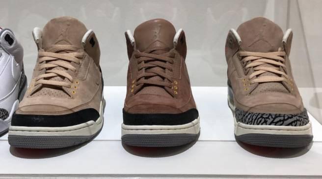 162f75882c9 Unreleased 'JTH' Air Jordan 3s On Display at Justin Timberlake's Pop-Up Shop