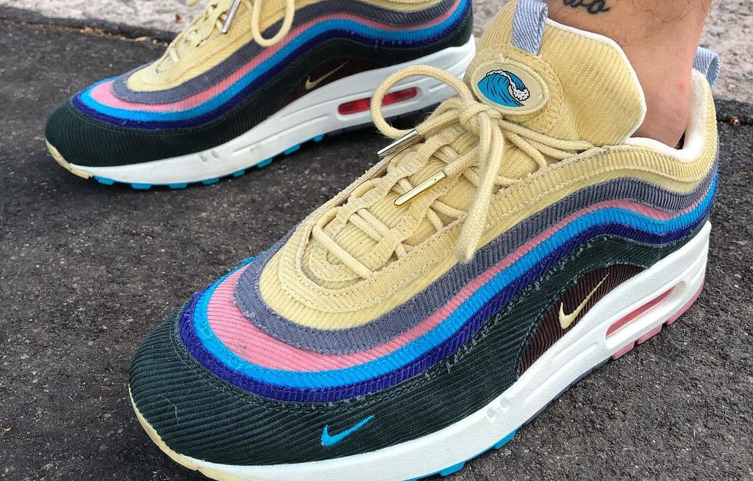 Sean Wotherspoon X Nike Air Max 971 Hybrid For Sale