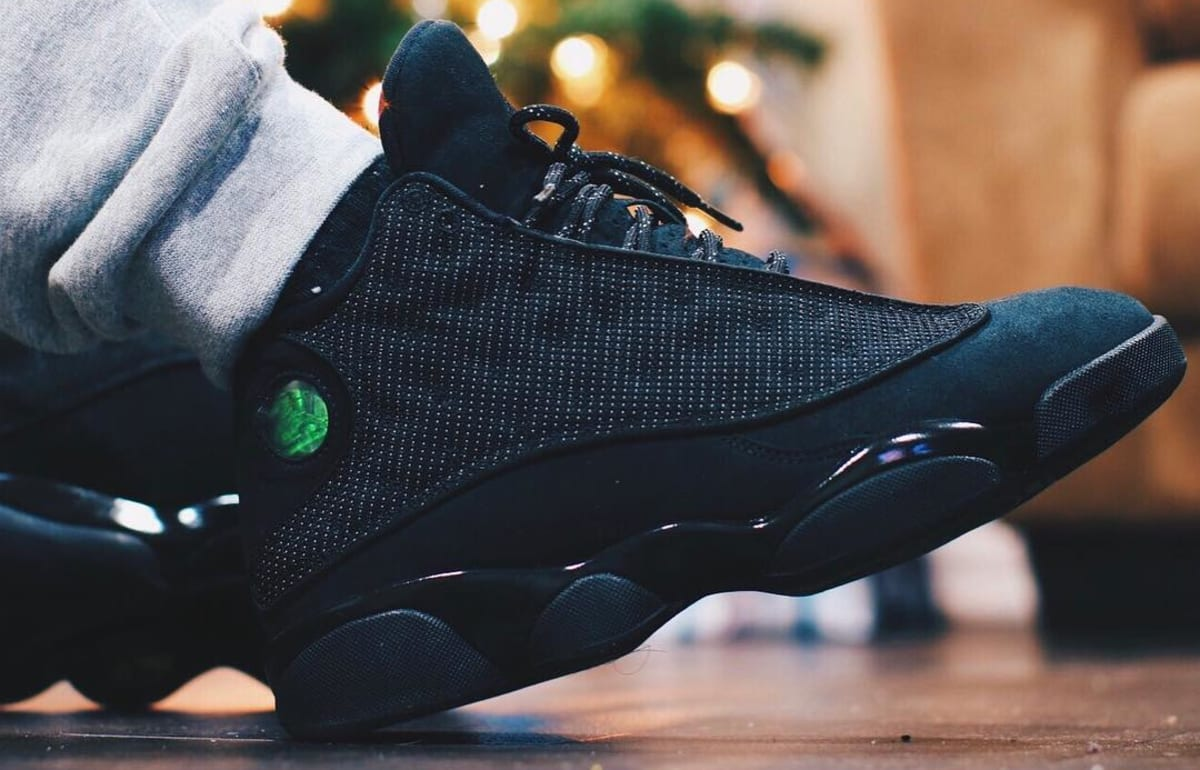 various colors price reduced shades of Air Jordan 13 Black Cat 2017   Sole Collector