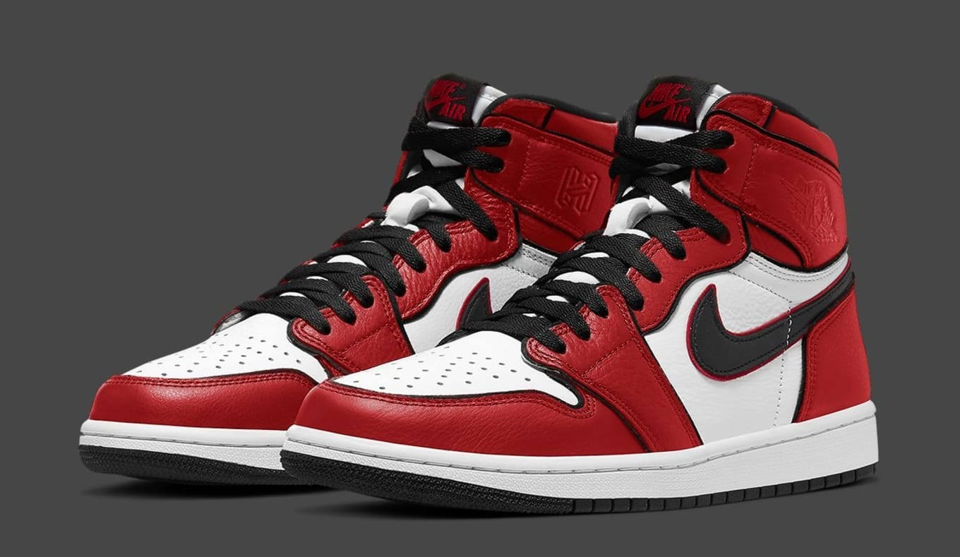 Air Jordan 1 Retro High OG 'Bloodline 2.0' Release Date ...