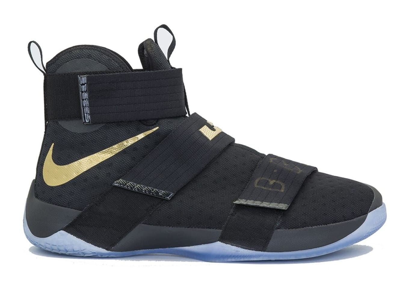 bf0470c760a LeBron James  I Promise School Game-Worn Nikes Available Now