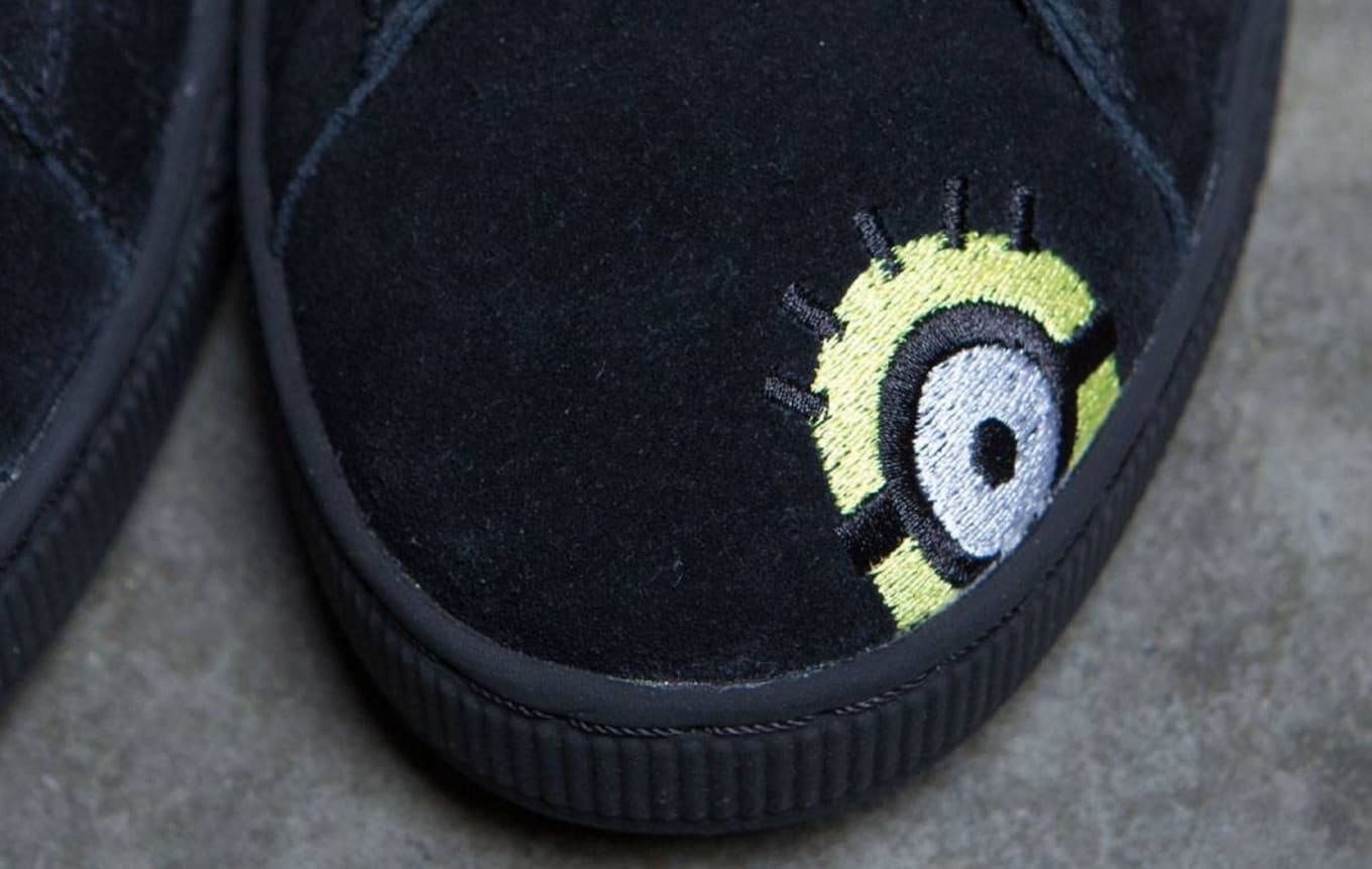 f2ce140333a Go See  Despicable Me 3  In Your Very Own Minions Sneakers