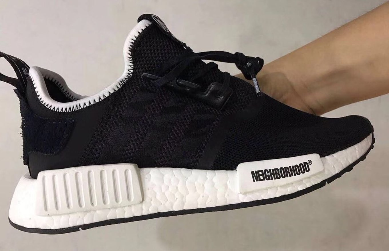 f2edef2d37795 Neighborhood x Invincible x Adidas NMD Release Date Profile
