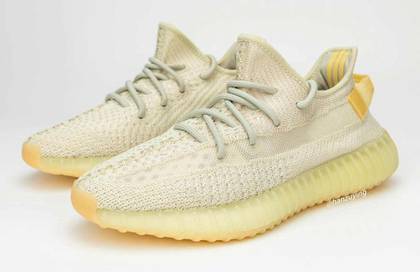 Adidas Yeezy Boost 350 V2 'Light' Release Date Summer 2021 | Sole ...