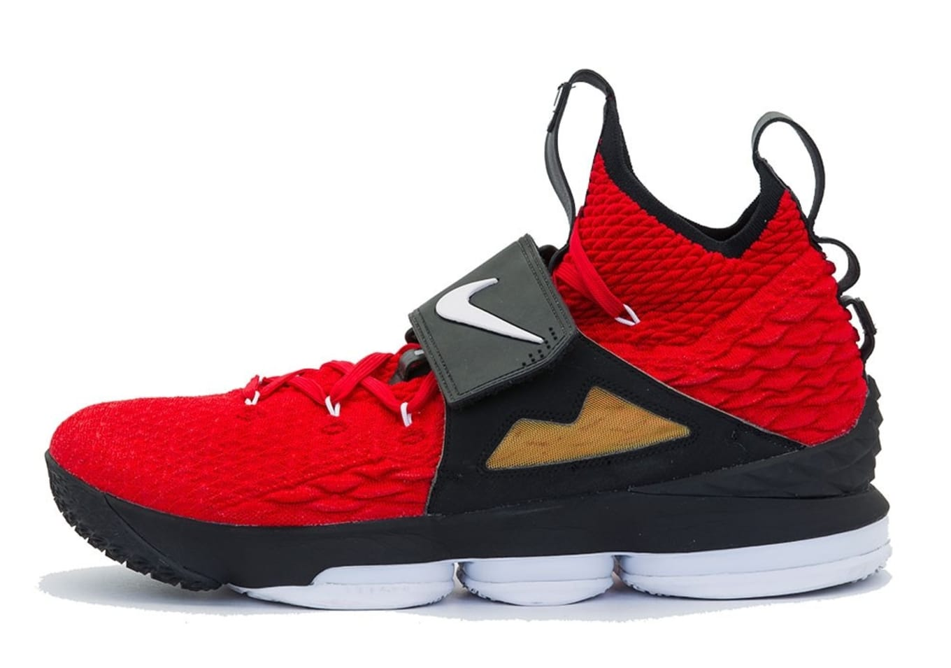 81dac9ffa1f LeBron James  I Promise School Game-Worn Nikes Available Now
