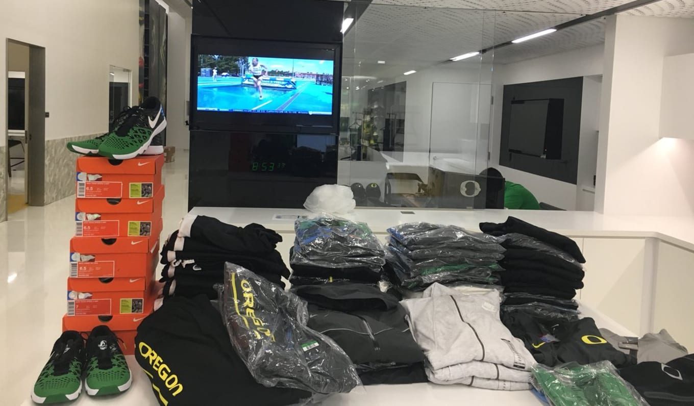 watch ea0d1 c71c7 University of Oregon Is Selling Nike PE Sneakers and Gear This Weekend