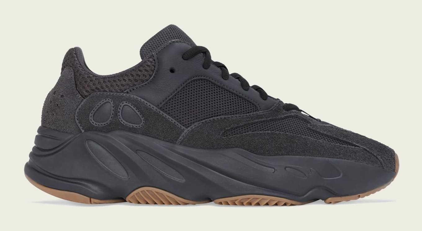 Adidas Yeezy Boost 700 Utility Black Release Date | Sole Collector