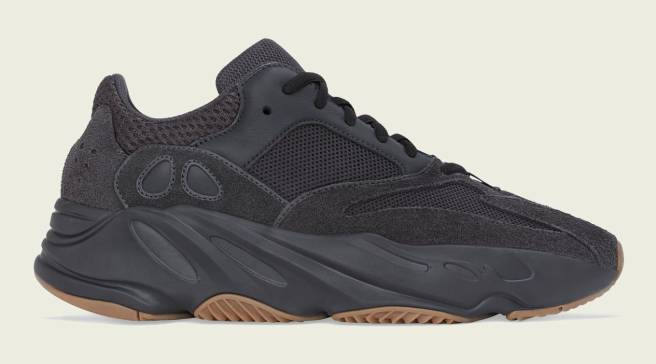 buy popular 5c683 e35a5 Adidas Yeezy Boost 700  Utility Black  Releases This Summer