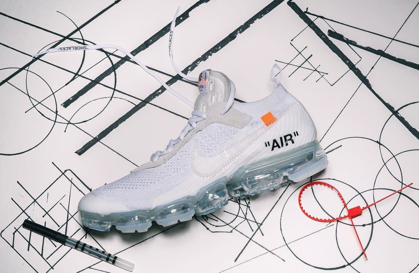new concept d2256 8fc10 Is This the Next Off-White x Nike Air VaporMax