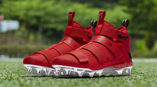 nike football cleats sole collector
