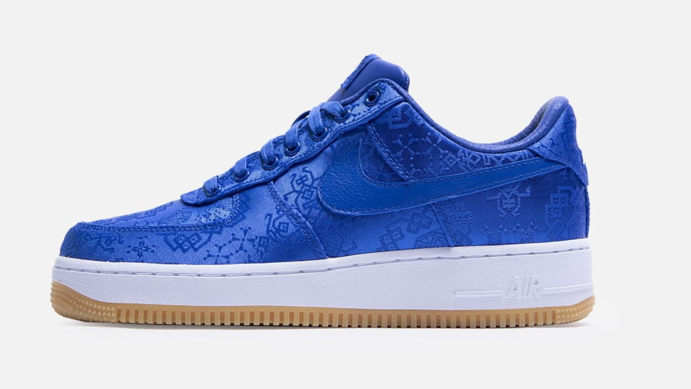 Black Friday Discount Nike Air Force 1 Low White Gum Blue