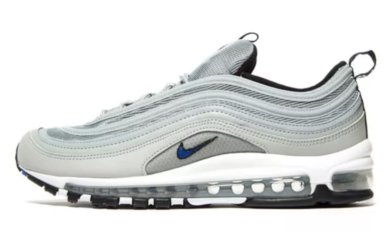 cf7c98e6f0 This New Air Max 97 Colorway Resembles an OG. An acceptable alternative to  the 'Silver Bullet.'