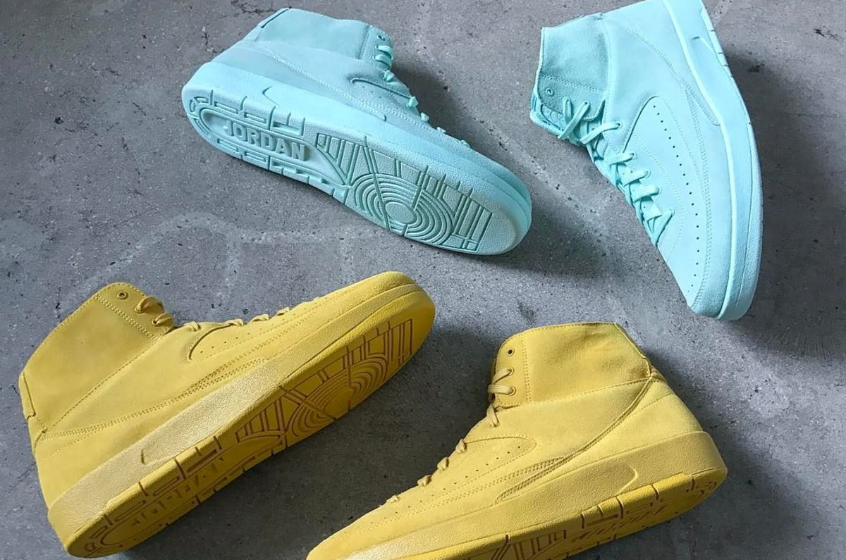 newest 60acf d8594 Air Jordan 2 Deconstructed   Sole Collector