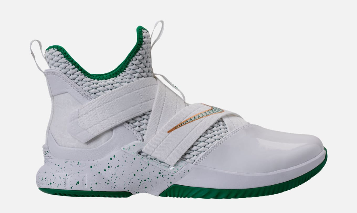 buy online 95c7a 96afe Nike LeBron Soldier 12  SVSM Home  Drops Next Month