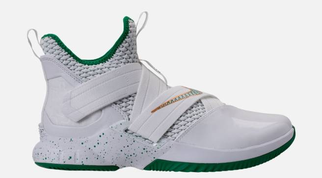 6935ef82f377 Nike LeBron Soldier 12  SVSM Home  Drops Next Month