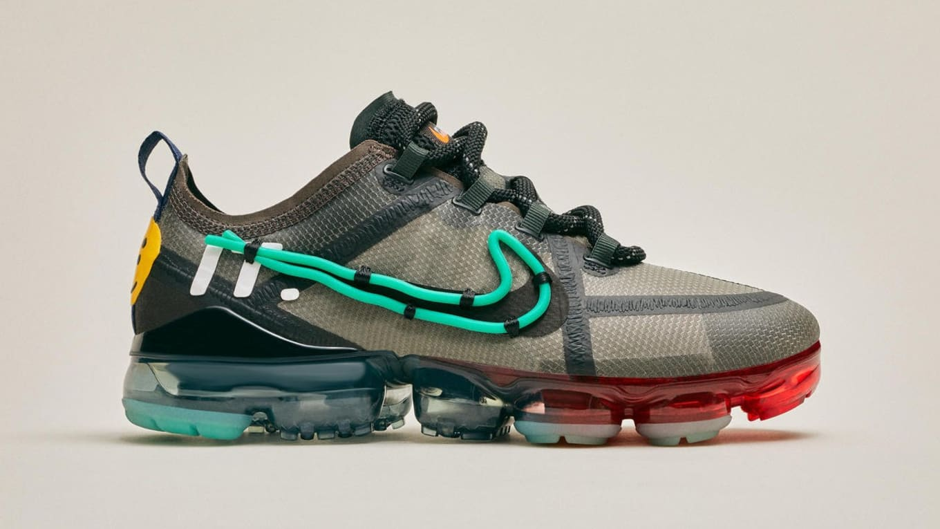 new products recognized brands shades of Cactus Plant Flea Market x Nike Air VaporMax 2019 Heron ...
