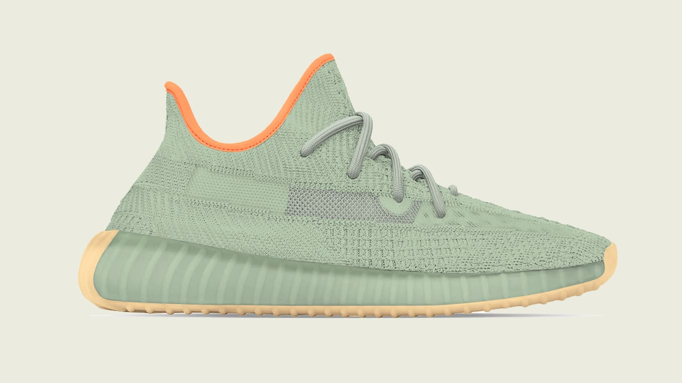 Adidas Yeezy Boost 350 V2 'Desert Sage' Release Date   Sole ...