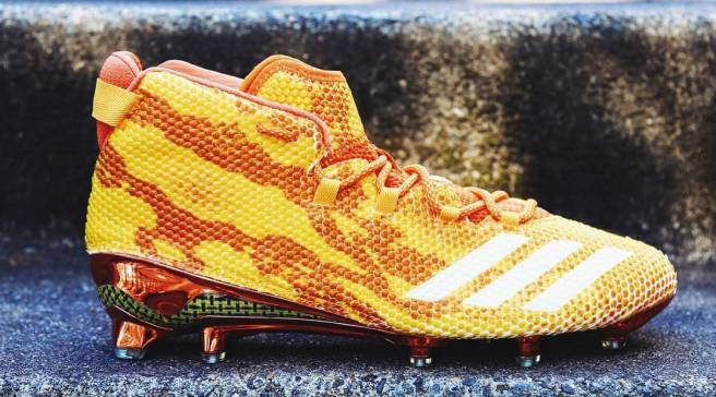 c8132f406b22 Von Miller Has More Snakeskin Adidas Cleats for Thursday Night Football