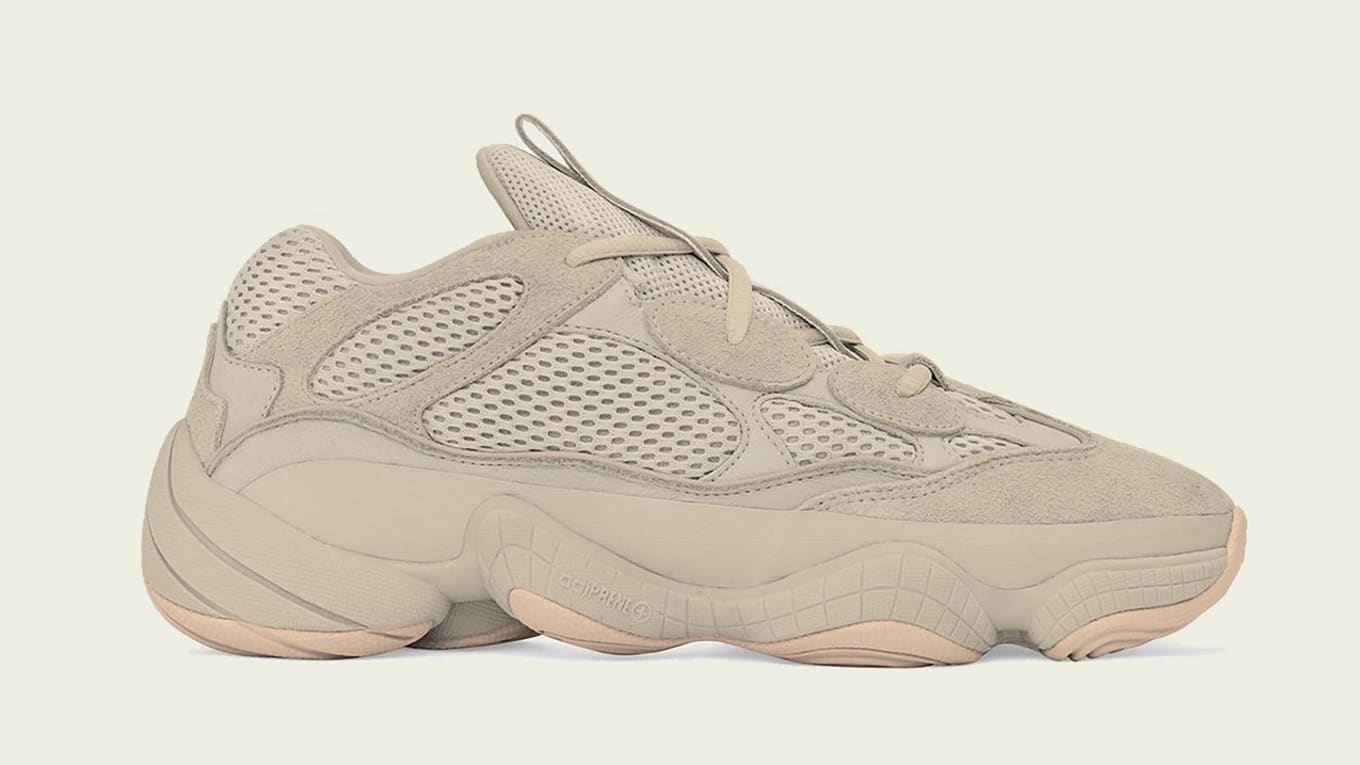 various colors 65965 aca67 Adidas Yeezy 500 'Stone' Release Date | Sole Collector