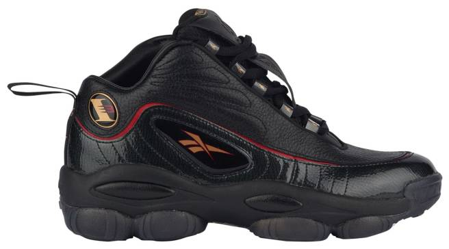 85433bebd4372d Retro Sixers Colors on This Reebok Iverson Legacy