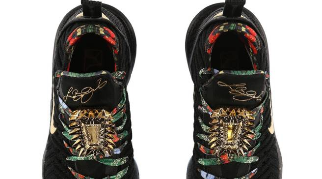 fe7af5d09853 The  Watch the Throne  Theme Is Coming to the LeBron 16