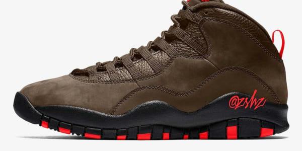 'Dark Mocha' Air Jordan 10s Are Coming This Year