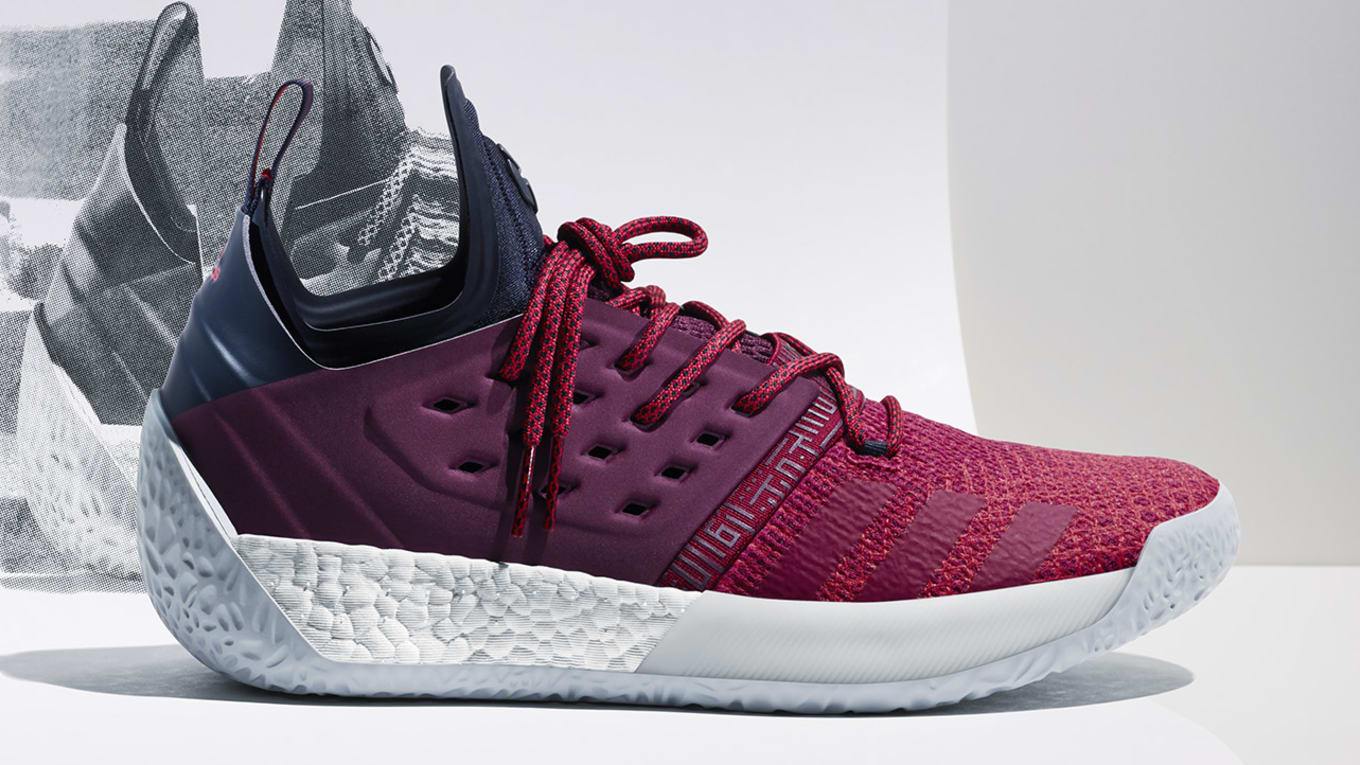 feb25307d889 James Harden s Next Signature Shoe Unveiled Releasing on Feb. 16 for ...