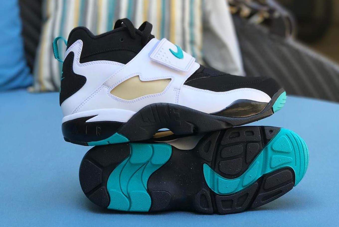 67dbc7d33a Nike Air Diamond Turf Emerald 2017 Release Date | Sole Collector