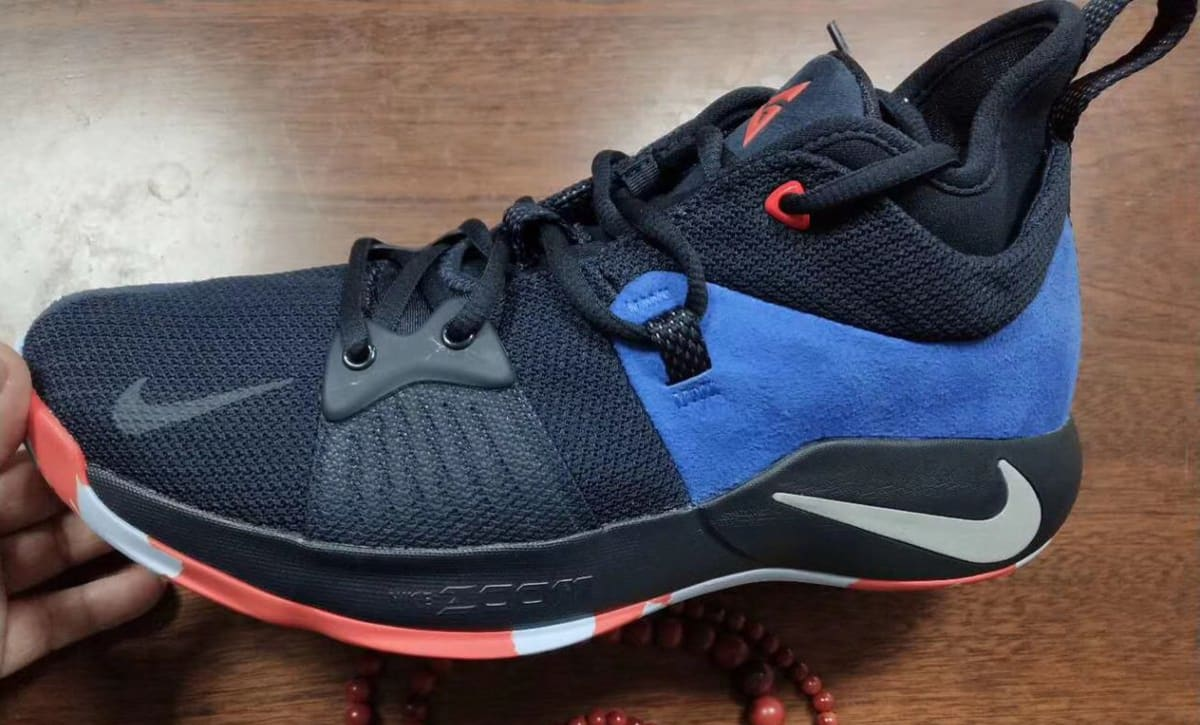 Is This Paul George's Next Signature Sneaker?