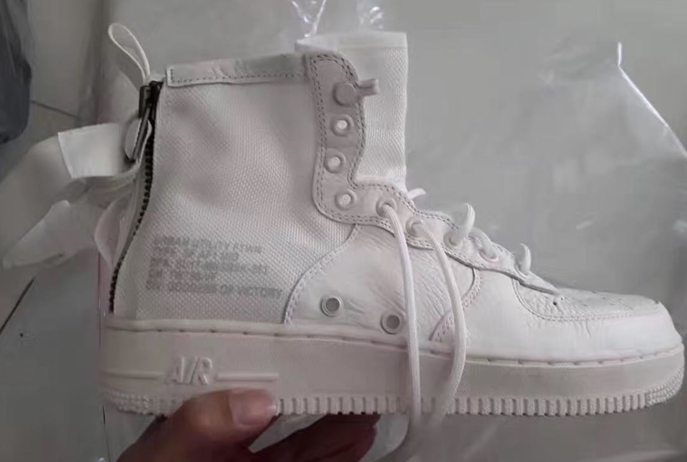 best service 5a1fe 090e6 Nike SF Air Force 1 Mid Release Date | Sole Collector
