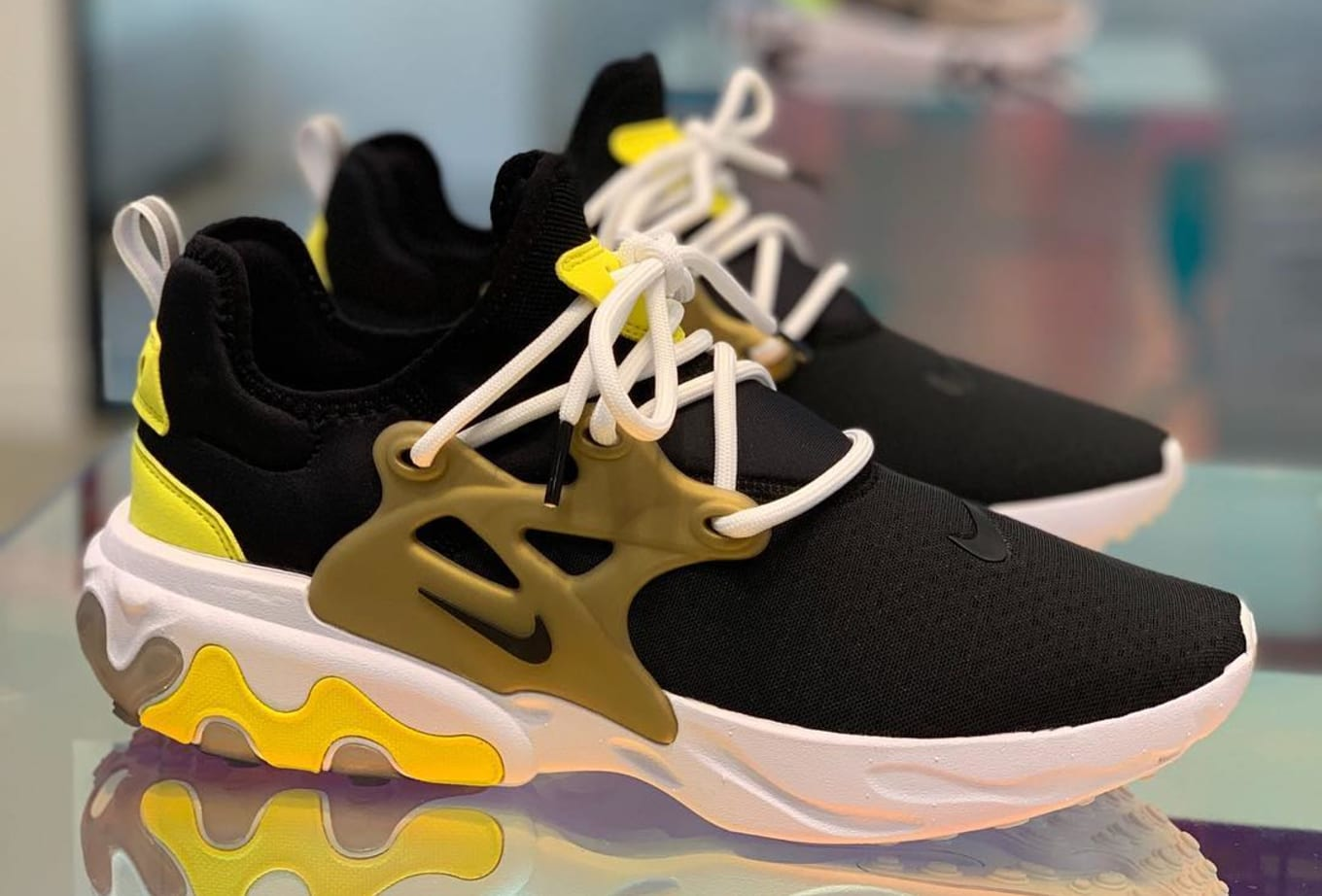 brand new ca7f2 4d047 Nike Presto React 2019 Images | Sole Collector