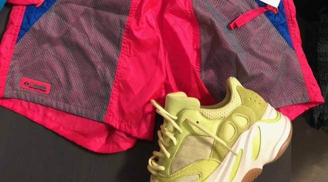 064998ead61c45 Kanye West Shares Yeezy Boost 700s Inspired by Columbia Gear