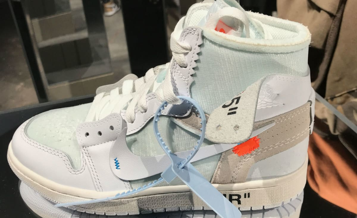 offwhite x air jordan 1 womens release date sole collector