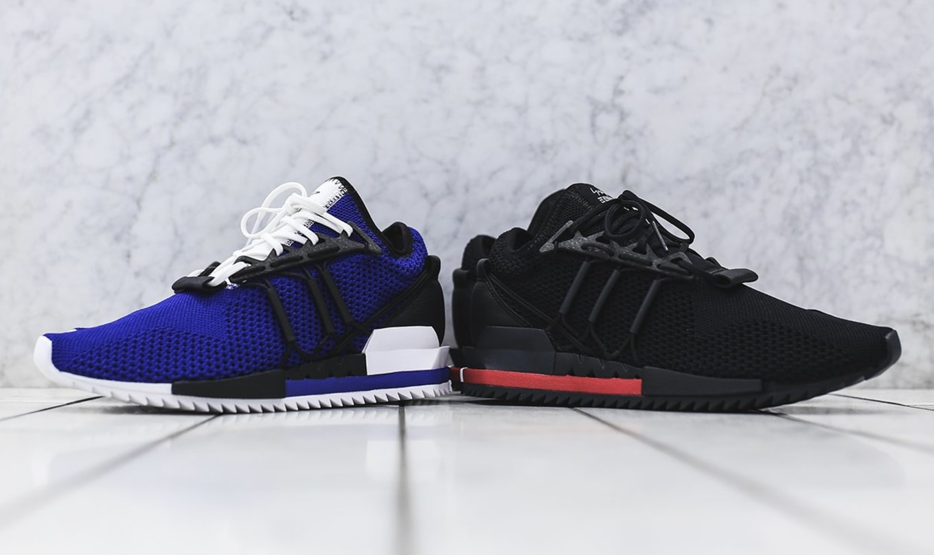 7c3f3151cfdc Adidas Y-3 Harigane  Chili Pepper  AC1792 and  Mystery Ink  AC1794 ...