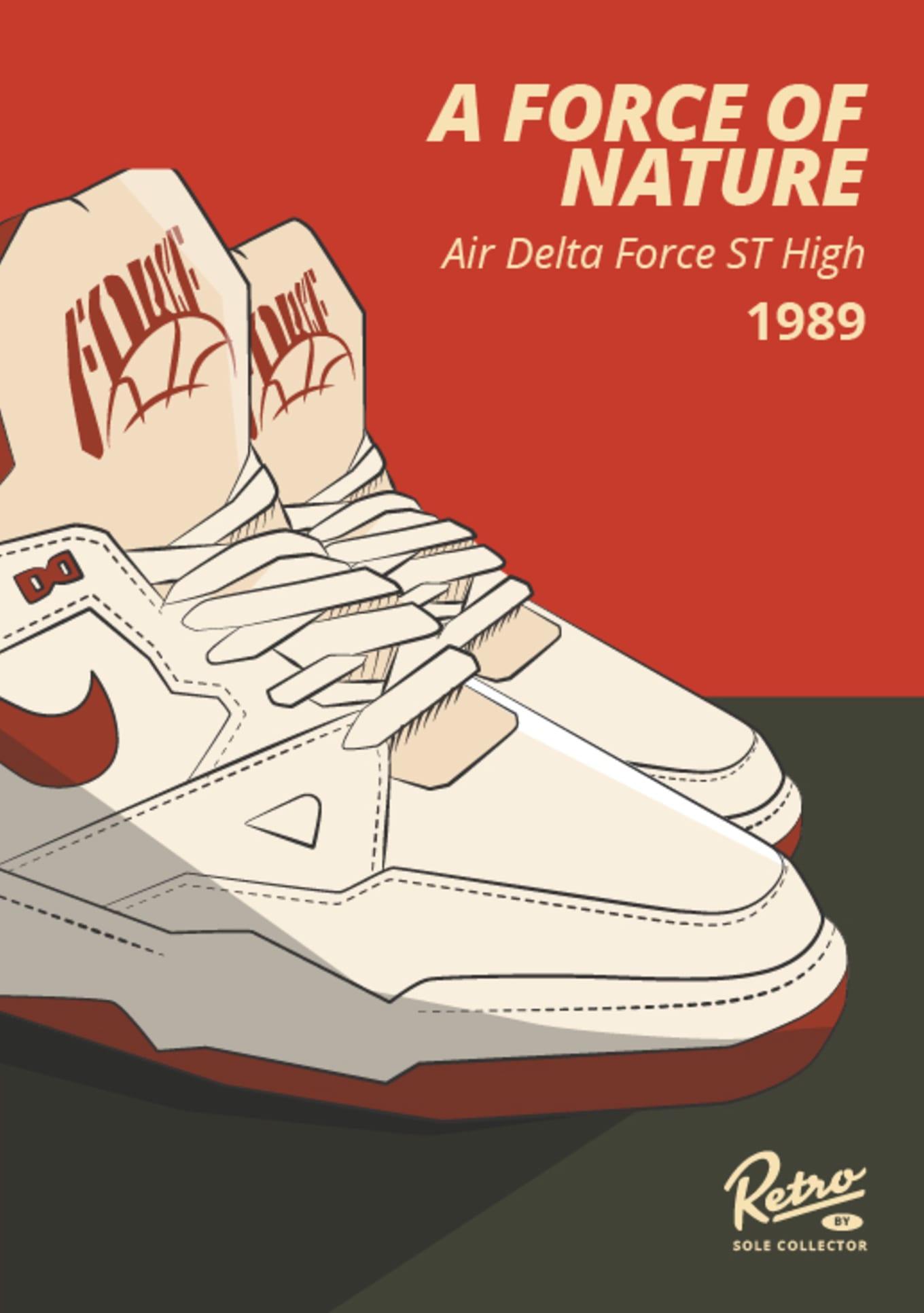 fa53edb8604 Nike Air Delta Force ST High