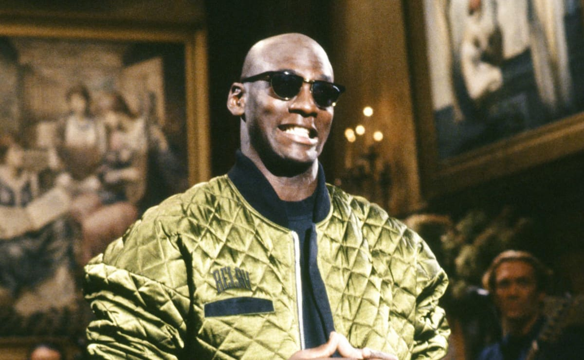 Did Michael Jordan's SNL Appearance Inspire This Air Jordan 6 Retro?