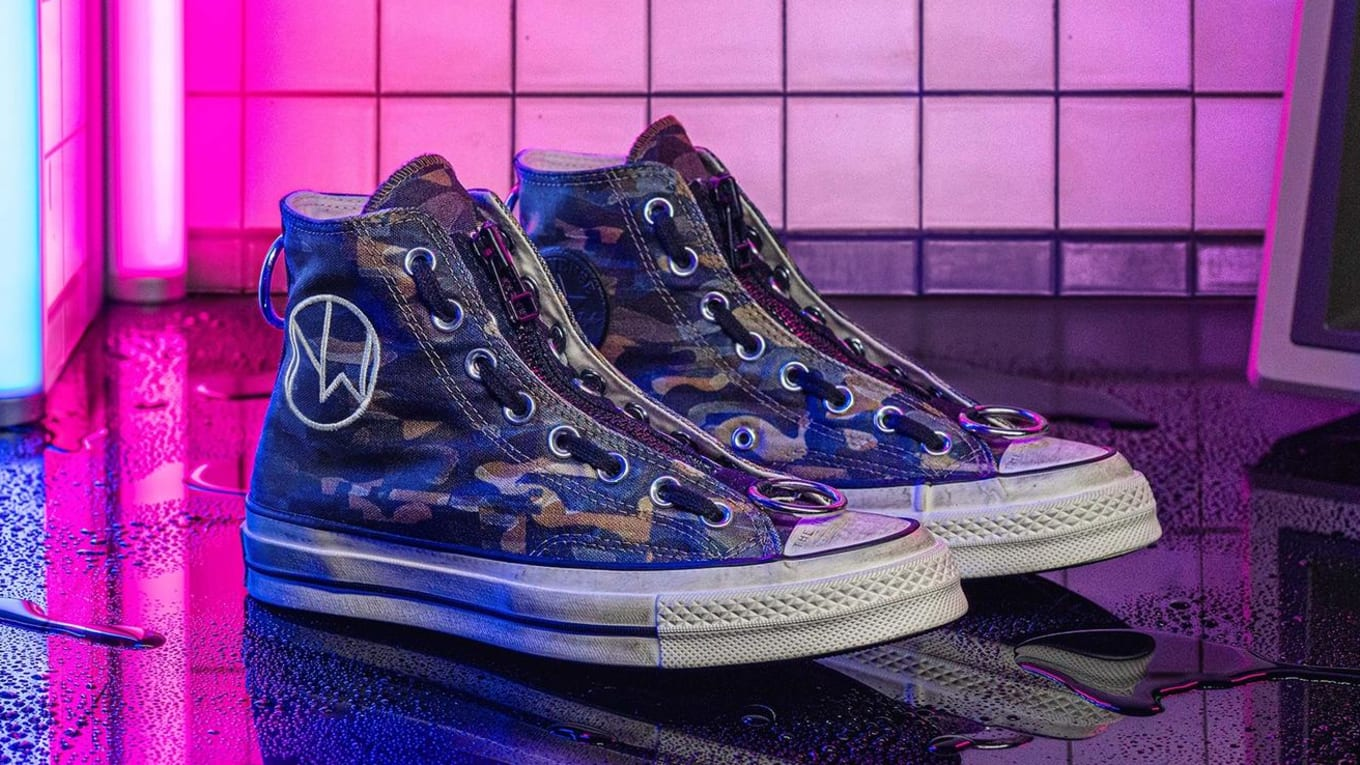 Undercover x Converse 'The New Warriors' Collection Release