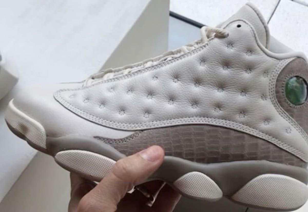 best service 28d63 f88a6 ... great site for all shoes half off Air Jordan 13 XIII Womens Phantom Croc  Release Date ...