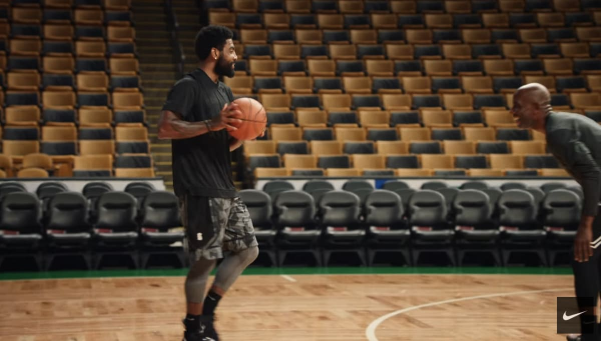 7fa5f6663 Kyrie Irving Nike Basketball Commercial