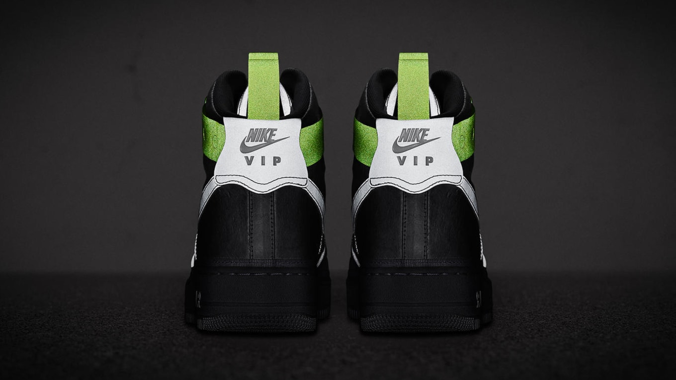 sports shoes a7a20 4adcc Magic Stick x Nike Air Force 1  VIP  Releasing in Japan. Inspired by VIP  wristbands in nightclubs.
