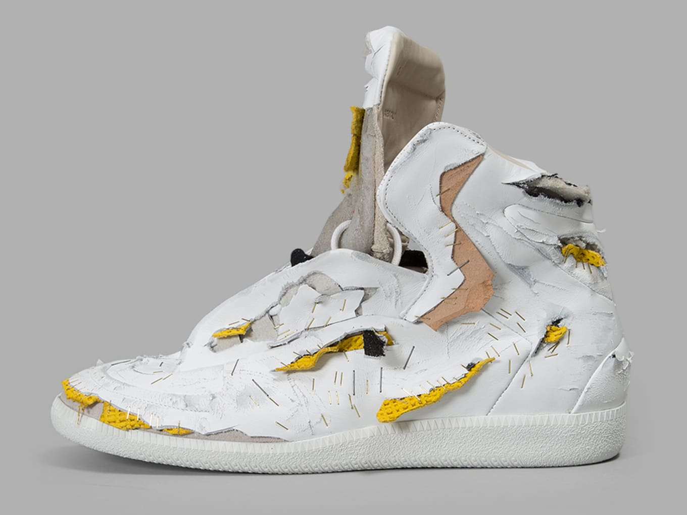 5f2a628bb1045b These Destroyed Margiela Sneakers Will Cost You  1400