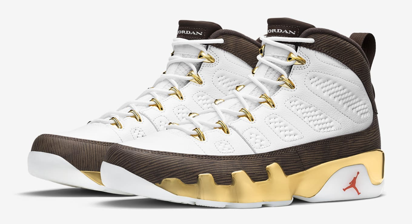 competitive price 65079 8394a Air Jordan IX 9 'MOP Melo' SNKRS Exclusive Access | Sole ...