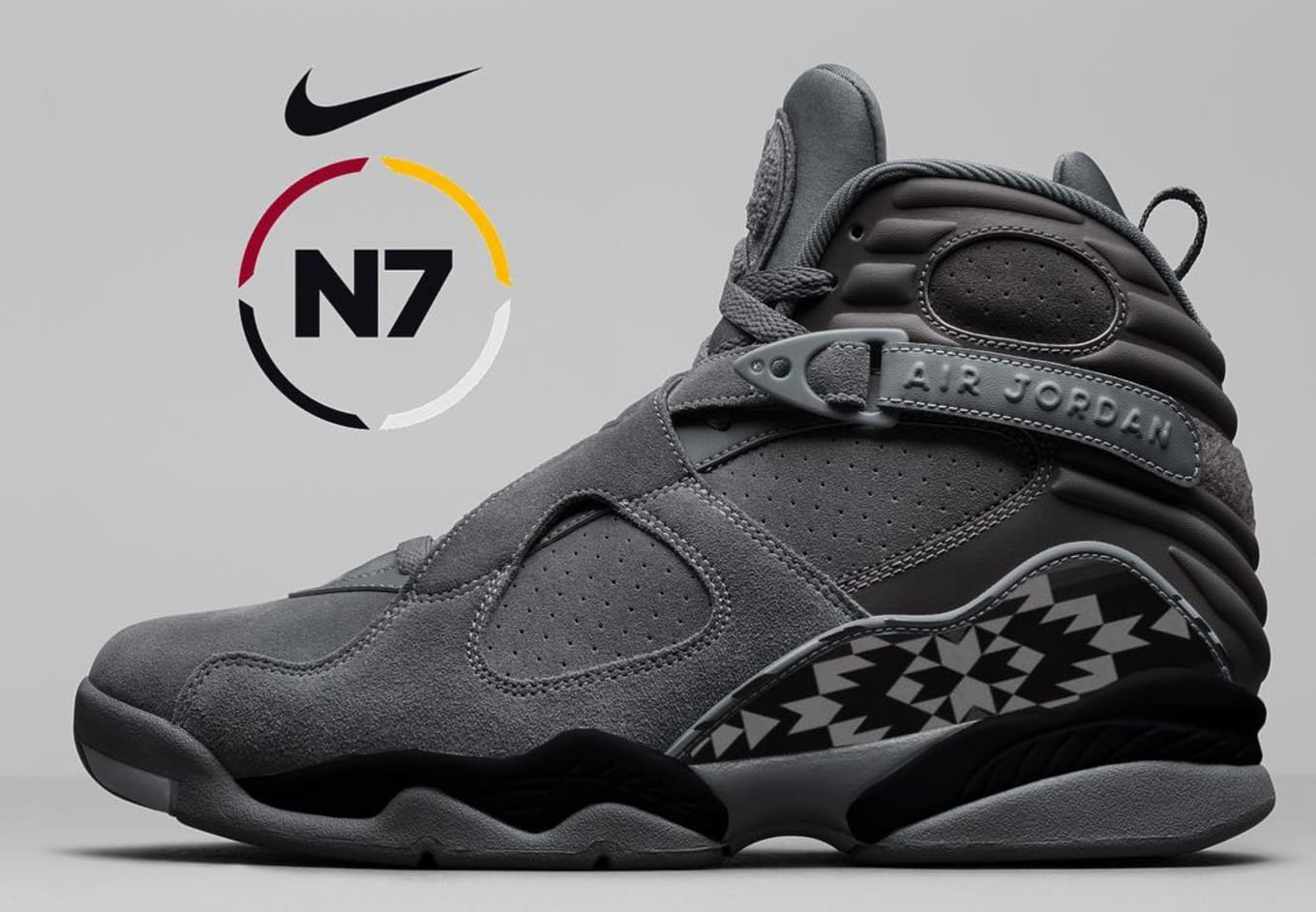 e88e569a669 Air Jordan 8 Retro 'N7' Release Date 11/7/19 CQ9601-001 | Sole Collector