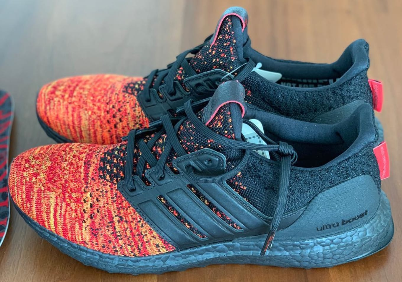 a91acc6d1096d1 Another Look at the  Targaryen  Game of Thrones x Adidas Ultra Boosts