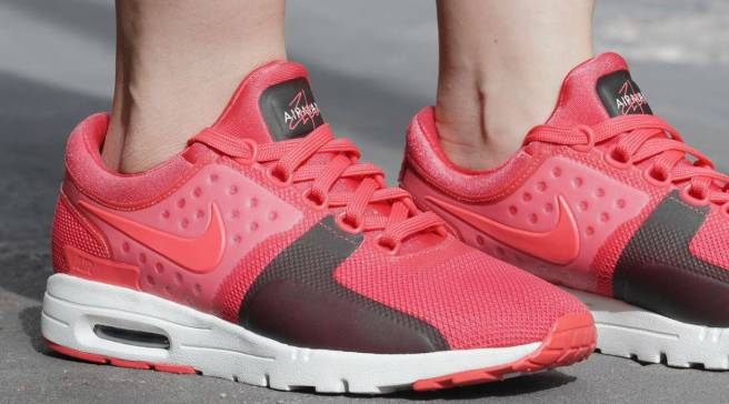 new arrival bebbc 6f1d2 One of the Brightest Nike Air Max Zero Colorways Yet