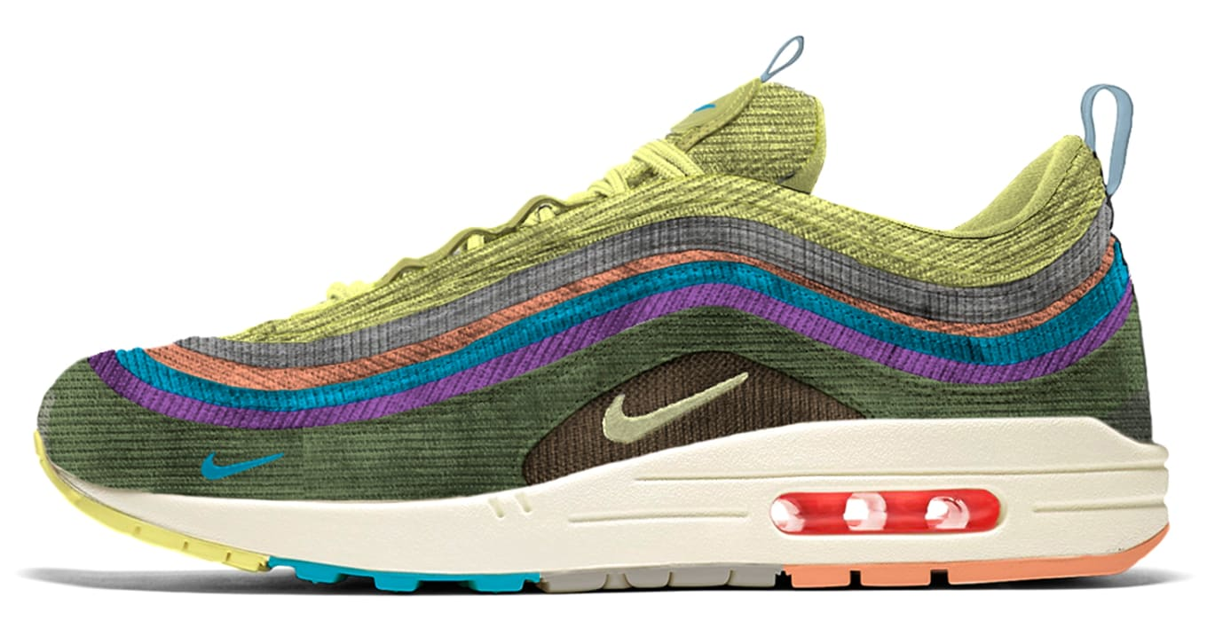 1466f5275d72 Sean Wotherspoon Nike Air Max 97 x Air Max 1 2018 Release Date ...