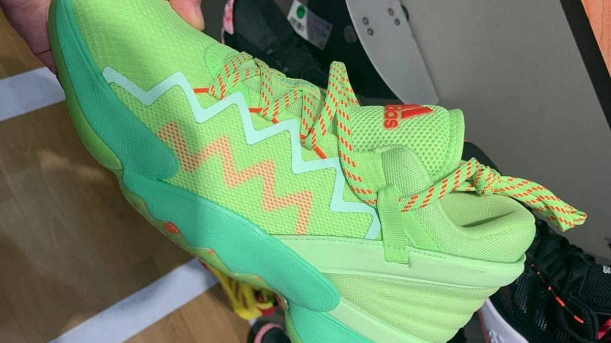 Adidas D O N Issue 2 Release Date Sole Collector
